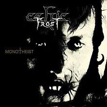 CELTIC FROST: MONOTHEIST  CD