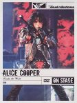 ALICE COOPER: TRASHES THE WORLD  DVD