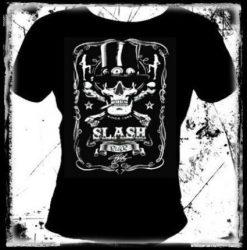 SLASH: Logo női póló