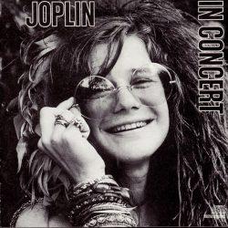 JANIS JOPLIN: IN CONCERT  CD