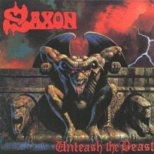 SAXON: UNLEASH THE BEAST  CD