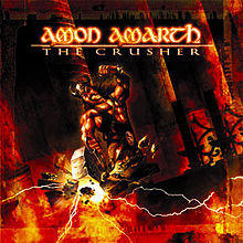 AMON AMARTH: THE CRUSHER   CD