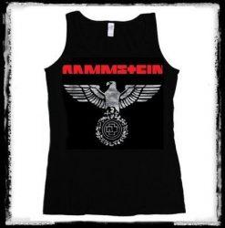 RAMMSTEIN: Eagle (fehér) női trikó