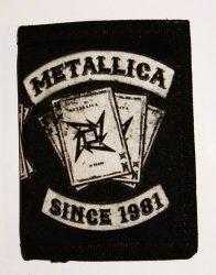METALLICA 4.  pénztárca