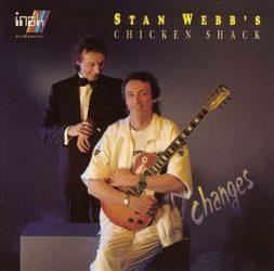 STAN WEBB'S CHICKEN SHACK: CHANGES   CD