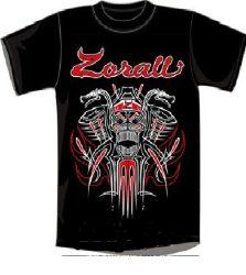 ZORALL- Motorblokk  póló  (RENDELÉSRE)