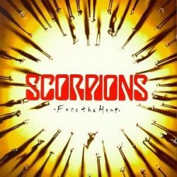 SCORPIONS: FACE TO HEAT   CD