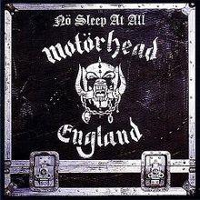 MOTORHEAD: NO SLEEP AT ALL  CD + 2 bonus tracks