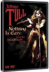 JETHRO TULL: NOTHING IS EASY- Live At The Isle Of Wight 1970