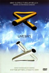 MIKE OLDFIELD: TUBULAR BELLS II, III  DVD