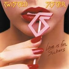 TWISTED SISTER: LOVE IS FOR SUCKER  CD