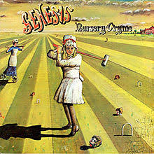 GENESIS: NURSERY CRYME  CD