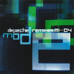 DEPECHE MODE: REMIXES  81-04  CD