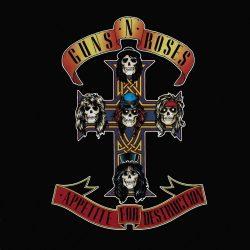 GUNS 'N ROSES: APPETITE  FOR DESTRUCTION  CD
