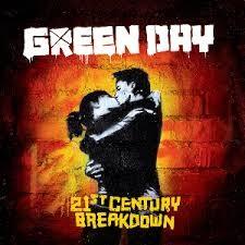 GREEN DAY: 21ST CENTURY BREAKDOWN CD