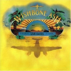 WISHBONE ASH: LIVE DATES  CD