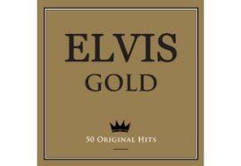 ELVIS PRESLEY: GOLD 50 Original hits  2CD