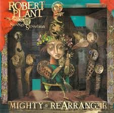 ROBERT PLANT: MIGHTY REARRANGER CD