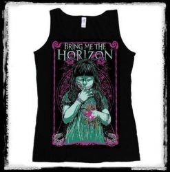 BRING ME THE HORIZON: My Little... női trikó