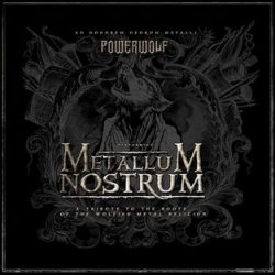 POWERWOLF: METALLUM MOSTRUM  CD