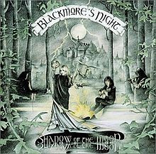 BLACKMORE'S  NIGHT: SHADOW OF THE MOON   CD