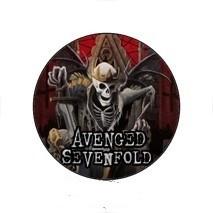 AVENGED SEVENFOLD 2. kitűző