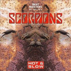 SCORPIONS: HOT & SLOW   CD