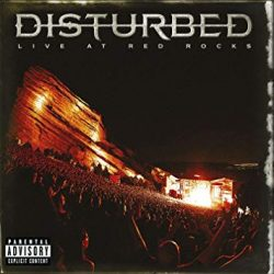DISTURBED: LIVE AT THE RED ROCKS  CD