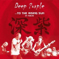 DEEP PURPLE: TO THE RISING SUN  2CD+DVD