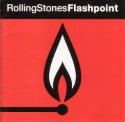 THE ROLLING STONES: FLASHPOINT   CD