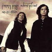 JIMMY PAGE & ROBERT PLANT: NO QUARTER CD