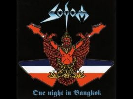 SODOM: ONE NIGHT IN BANGKOK  2CD