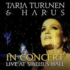 TARJA: IN CONCERT - LIVE AT SIBELIUS HALL (digipack+bonus) CD