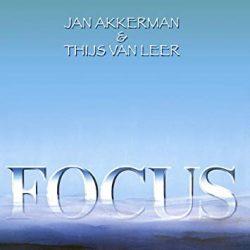 JAN AKKERMAN & THIJS VAN LEER:  FOCUS   CD