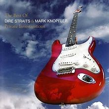 DIRE STRAITS & MARK KNOPFLER: THE BEST OF - PRIVATE INVESTIGATIONS  2CD