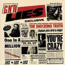 GUNS N' ROSES: LIES CD