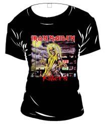 IRON MAIDEN: Killers  női póló