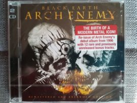 ARCH ENEMY: BLACK EARTH   2CD  (Remastered and expanded edition)