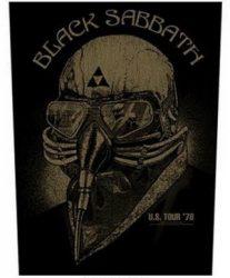 HÁTFELVARRÓ-BLACK SABBATH (RENDELÉSRE)