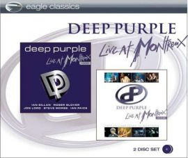 DEEP PURPLE: LIVE AT MONTREAUX 1996,2006  2CD