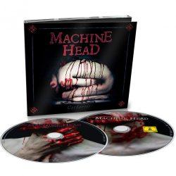 MACHINE HEAD: CATHARSIS   CD+DVD