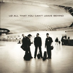 U2: ALL THAT YOU CAN'T LEAVY BEHIND  CD