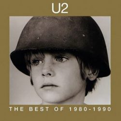 U2: BEST OF 1980-1990   2CD