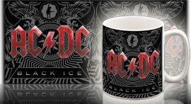 AC/DC: Black Ice bögre