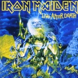 IRON MAIDEN: LIVE AFTER DEATH    CD