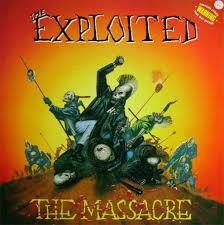 THE EXPLOITED: THE MASSACRE  CD  (digipack).