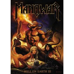 MANOWAR: HELL ON EARTH III.  2DVD