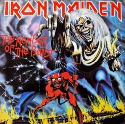 IRON MAIDEN: THE NUMBER OF THE BEAST  CD