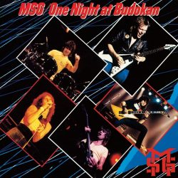 THE MICHAEL SCHENKER GROUP: ONE NIGHT AT BUDOKAN  (2CD)