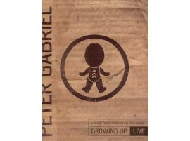 PETER GABRIEL: FROWIN UP-LIVE   DVD